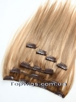 Волосы на заколках Clip 16HH (7 прядей, 42 см)